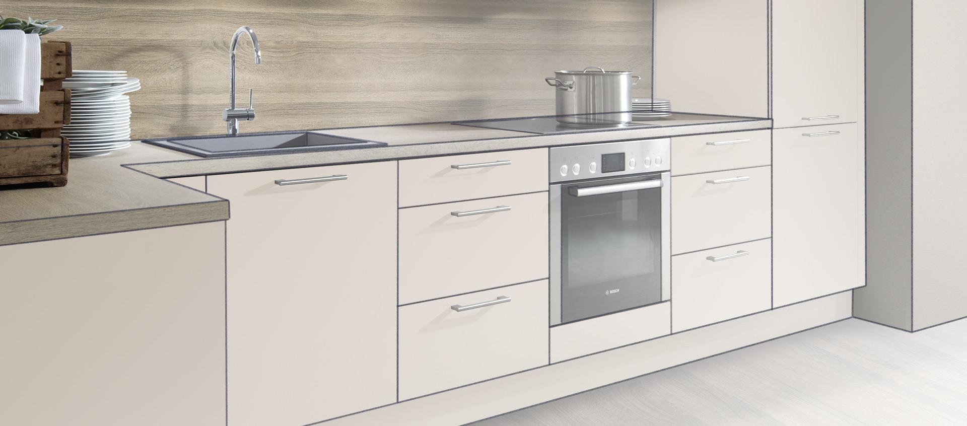 Superieur Caro Kitchen Design Process Hero